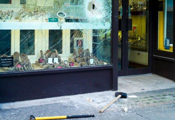 شیشه سکوریت Security Glass
